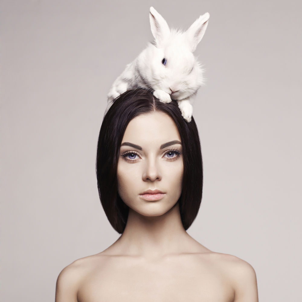 woman-with-bunny-on-head
